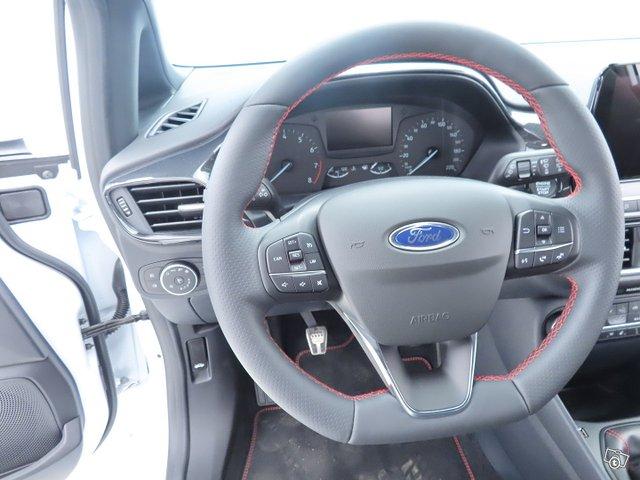 Ford FIESTA VAN 12