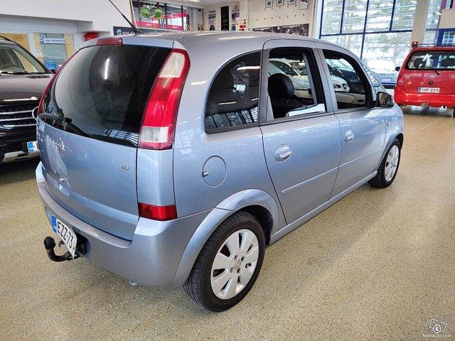 Opel Meriva 5
