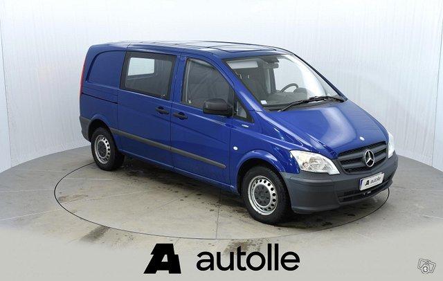 Mercedes-Benz Vito 3