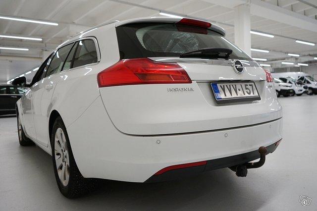 Opel Insignia Sports Tourer SW 4