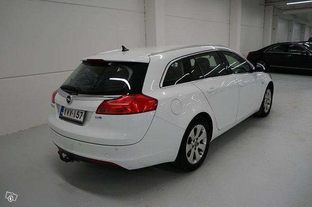 Opel Insignia Sports Tourer SW 5