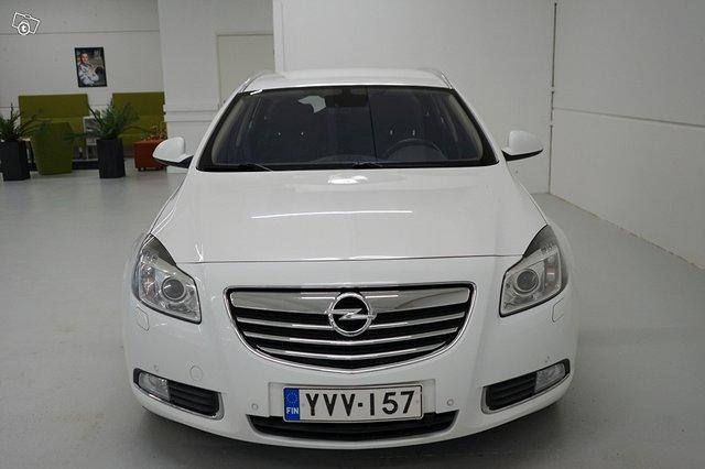 Opel Insignia Sports Tourer SW 8