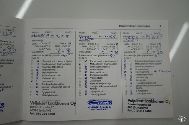 Opel Insignia Sports Tourer SW 17