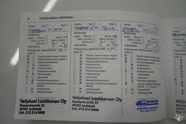 Opel Insignia Sports Tourer SW 18