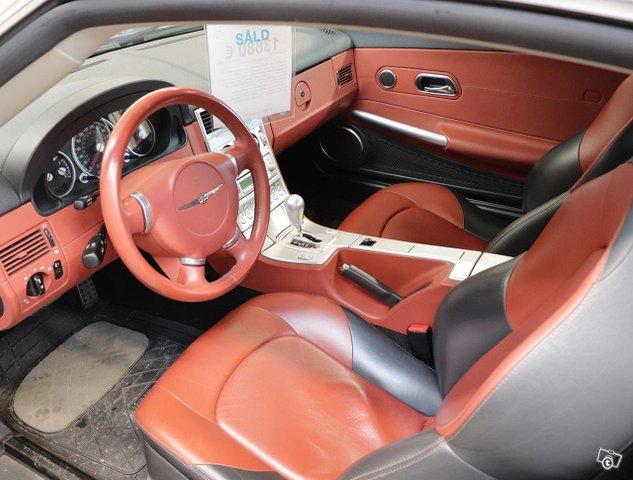 Chrysler Crossfire 9
