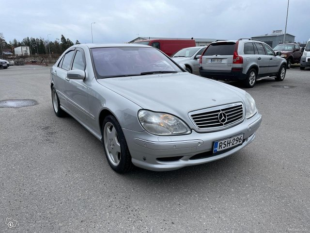 Mercedes-Benz S 55 AMG 2