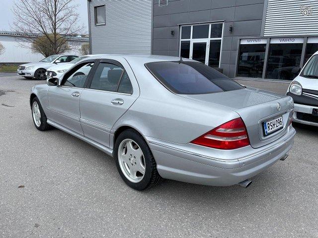 Mercedes-Benz S 55 AMG 7