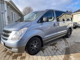 Hyundai H1 2.5crdi 174hv Starex 8hengen, Autot, Tornio, Tori.fi