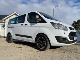 Ford Tourneo Custom 2.0Tdic AUT 9hengen 2018, Autot, Tornio, Tori.fi