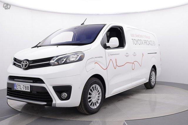 Toyota Proace EV