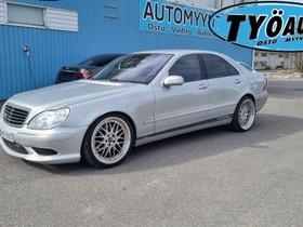 Mercedes-Benz S, Autot, Lieto, Tori.fi