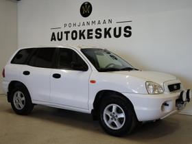 Hyundai Santa Fe, Autot, Kokkola, Tori.fi