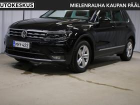 Volkswagen Tiguan, Autot, Hämeenlinna, Tori.fi
