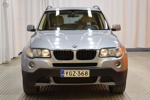 BMW X3 7