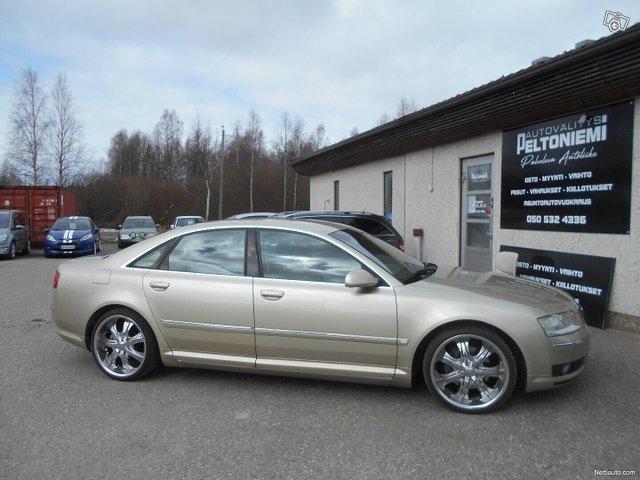 Audi A8, kuva 1