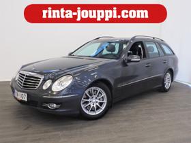 Mercedes-Benz E, Autot, Järvenpää, Tori.fi