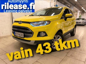Ford Ecosport, Autot, Vantaa, Tori.fi