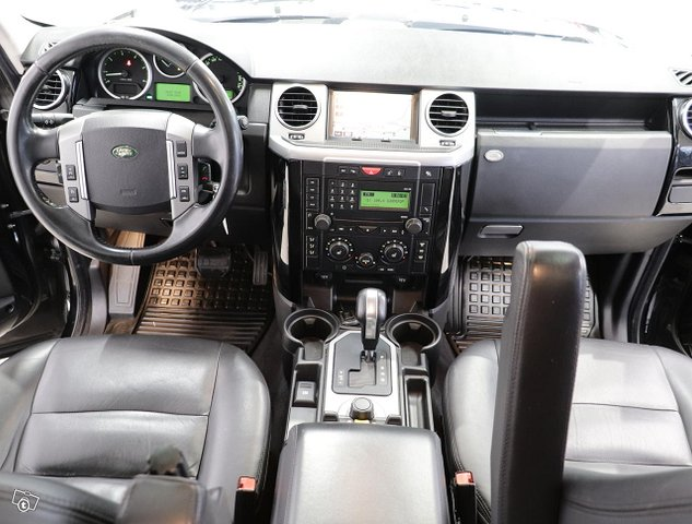 Land Rover Discovery 14