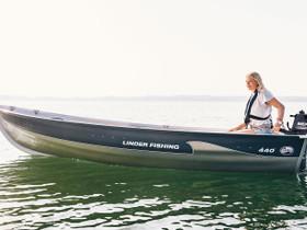 Linder Fishing 440, Moottoriveneet, Veneet, Hämeenlinna, Tori.fi