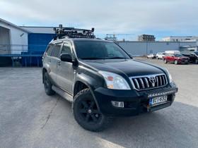 Toyota LAND CRUISER, Autot, Oulu, Tori.fi