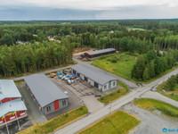 Huittinen Jokilevo Metsälinnankatu 30 Tuotanto-/li