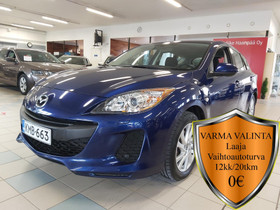 Mazda 3, Autot, Ylivieska, Tori.fi