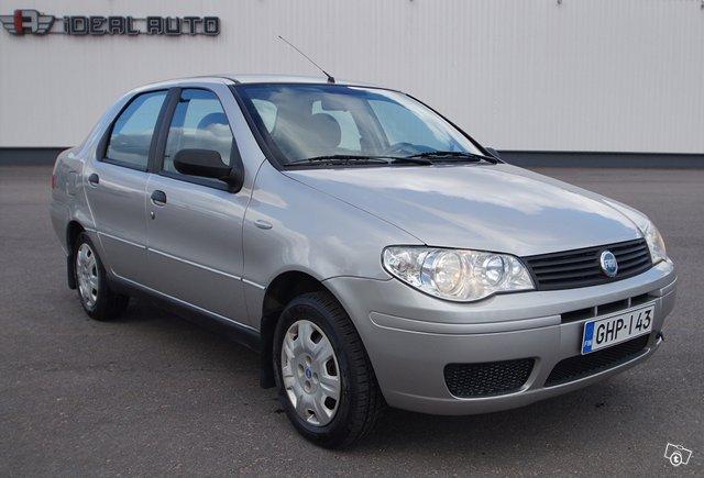 Fiat Albea, kuva 1