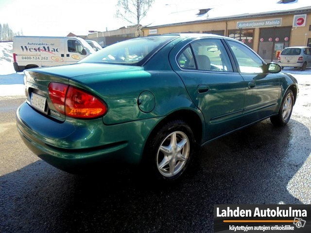 Chevrolet Alero 4