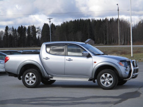 Mitsubishi L200, Autot, Kruunupyy, Tori.fi