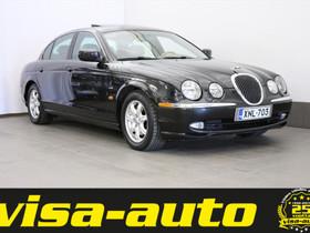 Jaguar S-Type, Autot, Raisio, Tori.fi