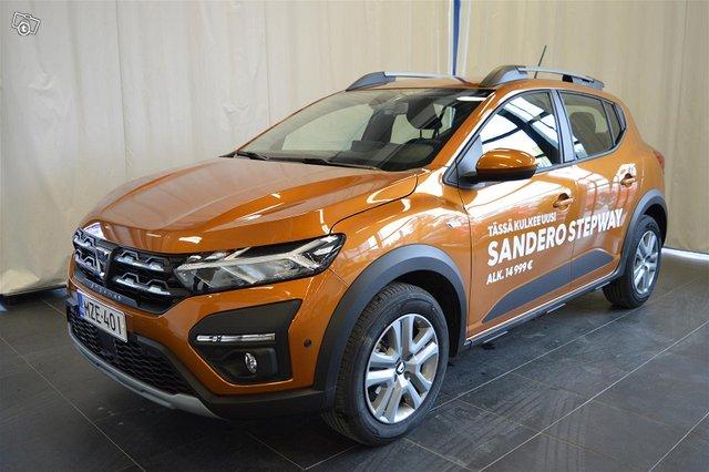 Dacia Sandero, kuva 1