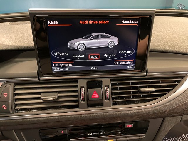 Audi A7 SPORTBACK 15