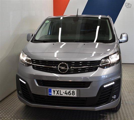 Opel Vivaro-e 3
