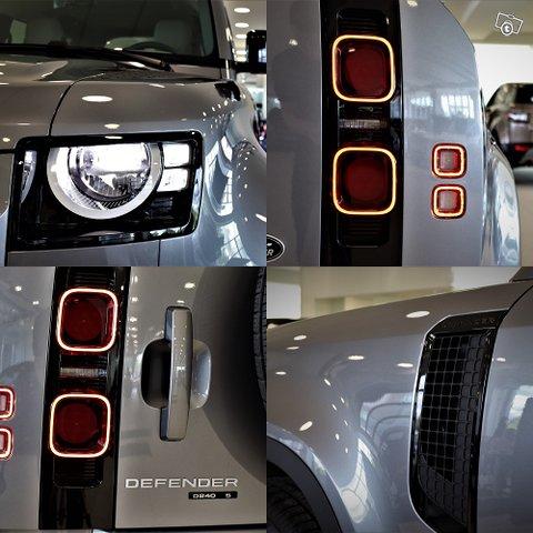 Land Rover Defender 16