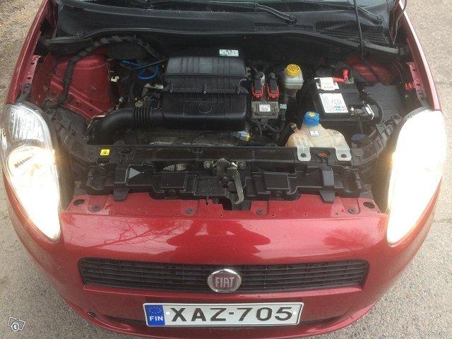 Fiat Grande Punto 8