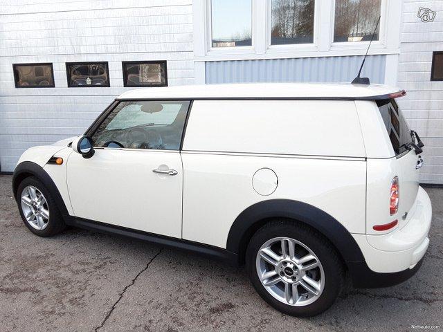 Mini Clubvan 2