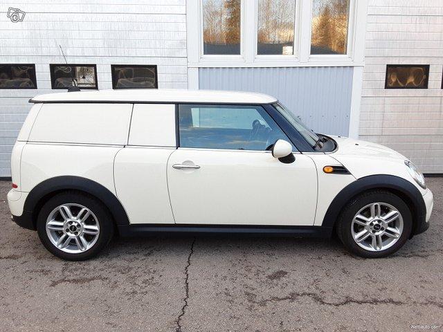 Mini Clubvan 20