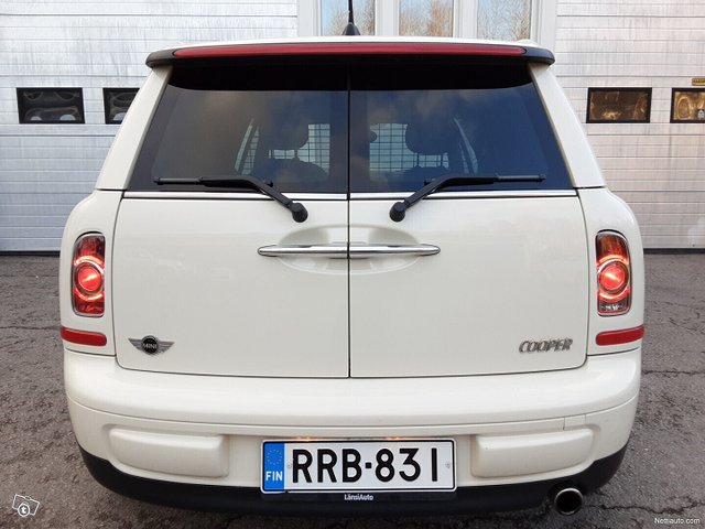 Mini Clubvan 22