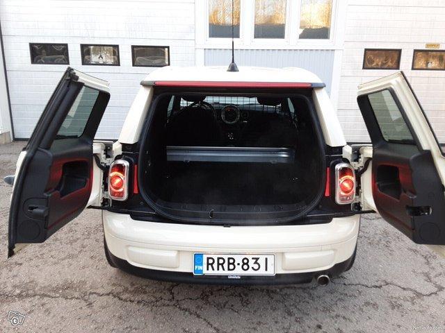 Mini Clubvan 23