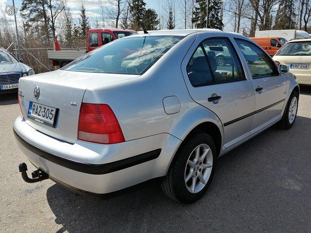 Volkswagen Bora 4