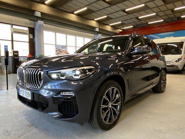BMW X5 XDrive30d 5
