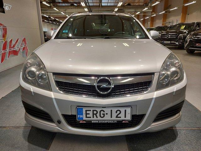 Opel Vectra Station Wagon 2