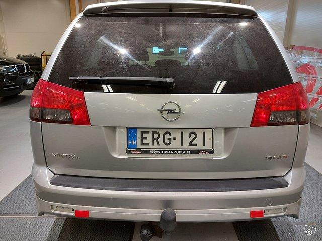 Opel Vectra Station Wagon 7