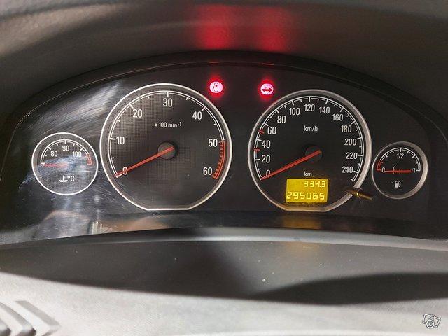 Opel Vectra Station Wagon 14