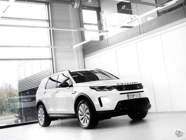Land Rover Discovery Sport, kuva 1