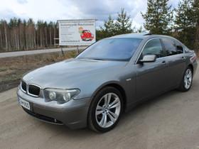 BMW 730, Autot, Saarijärvi, Tori.fi