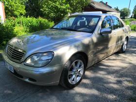 Mercedes-Benz S, Autot, Orimattila, Tori.fi