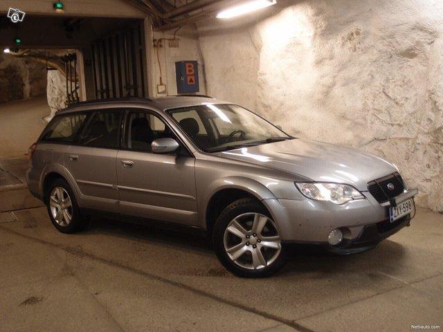 Subaru Legacy 15