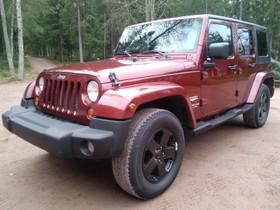 Jeep Wrangler, Autot, Pori, Tori.fi