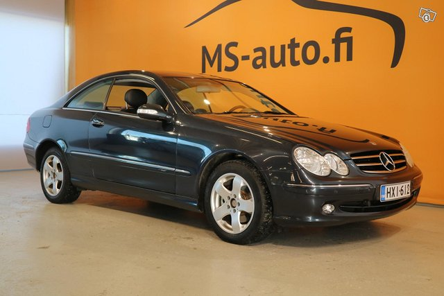 Mercedes-Benz CLK 1